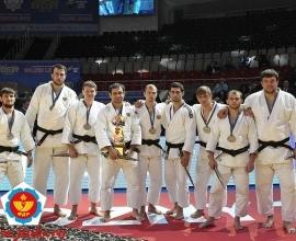 Клубный чемпионат Европы «Золотая лига» в Грозном