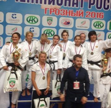 Клубный Чемпионат России в Грозном 2016