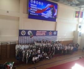 Клубный Чемпионат России в Новороссийске 2017