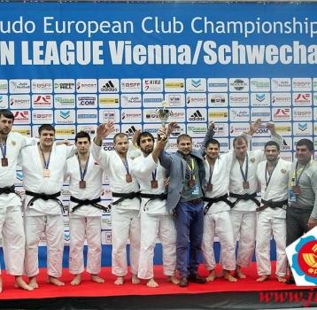 Клубный чемпионат Европы «Золотая лига» в Вене 2015